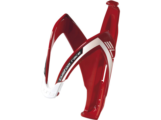 Elite Custom Race Portabidón, red/white glossy